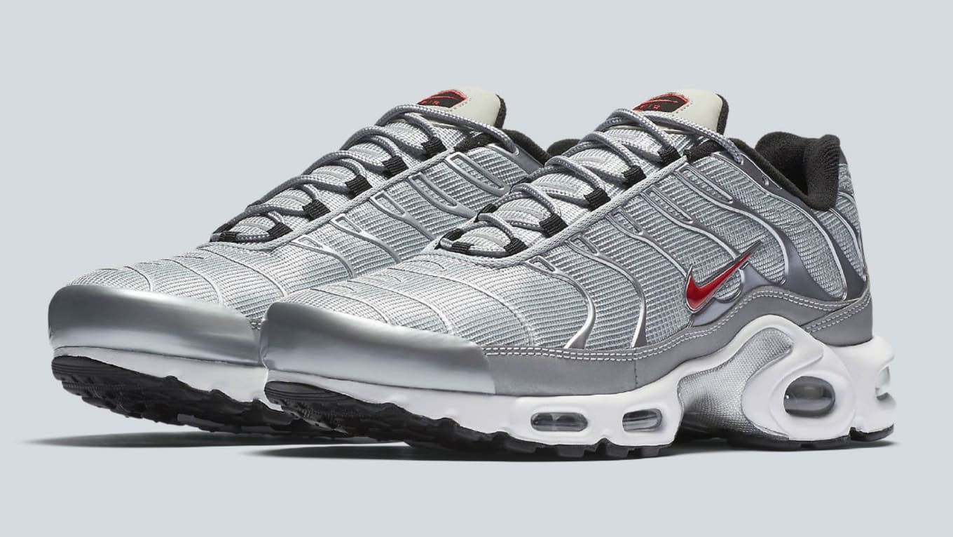 pretty nice 64642 38d76 There s a  Silver Bullet  Nike Air Max Plus. Another salute to the Air Max  97.