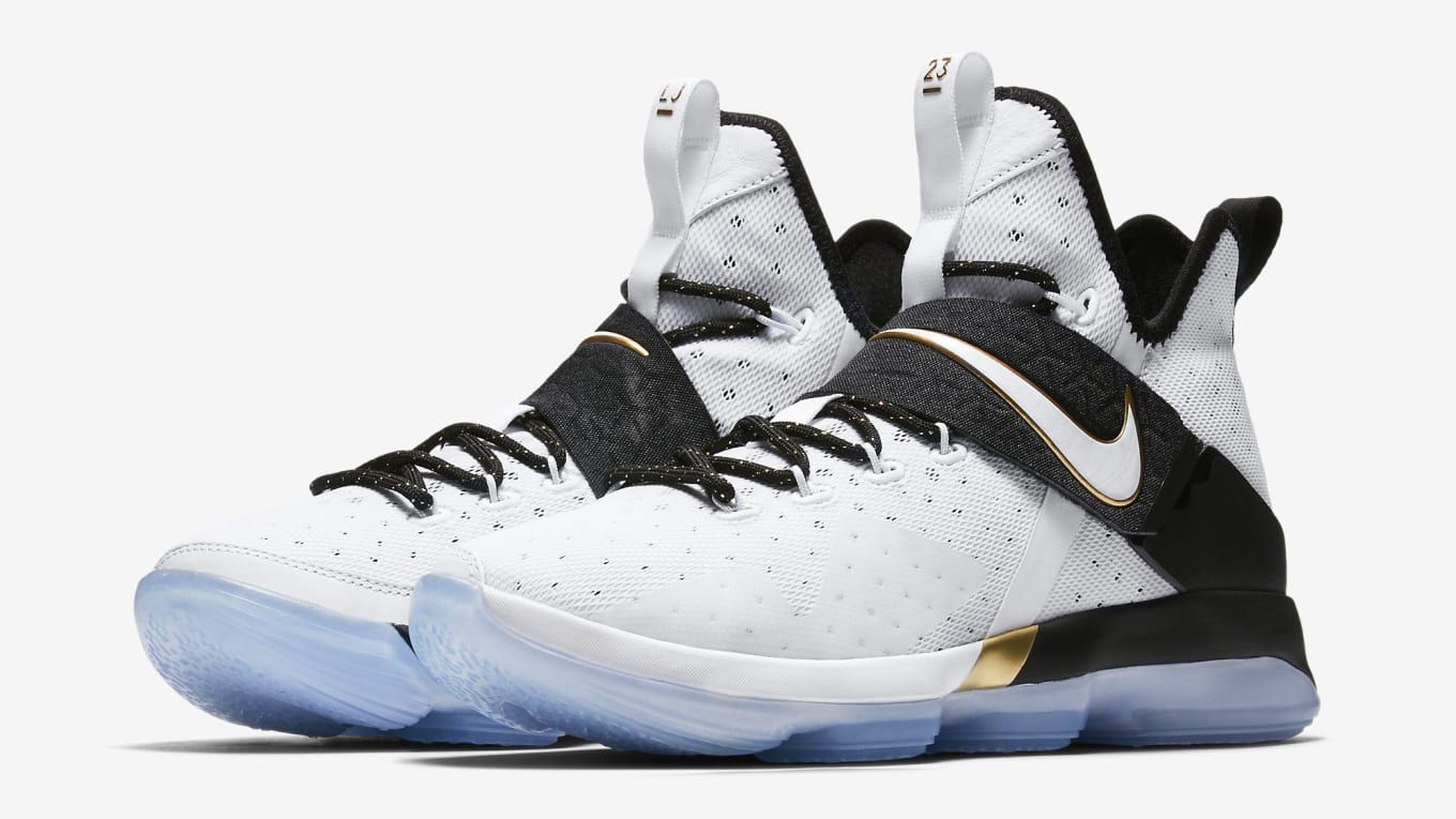Nike LeBron 14 Performance Review  081e701c78