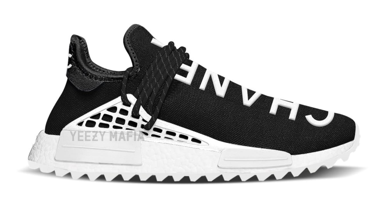 2edf336a8 Getting the Pharrell x Chanel x Adidas NMD Hu Will Be Challenging