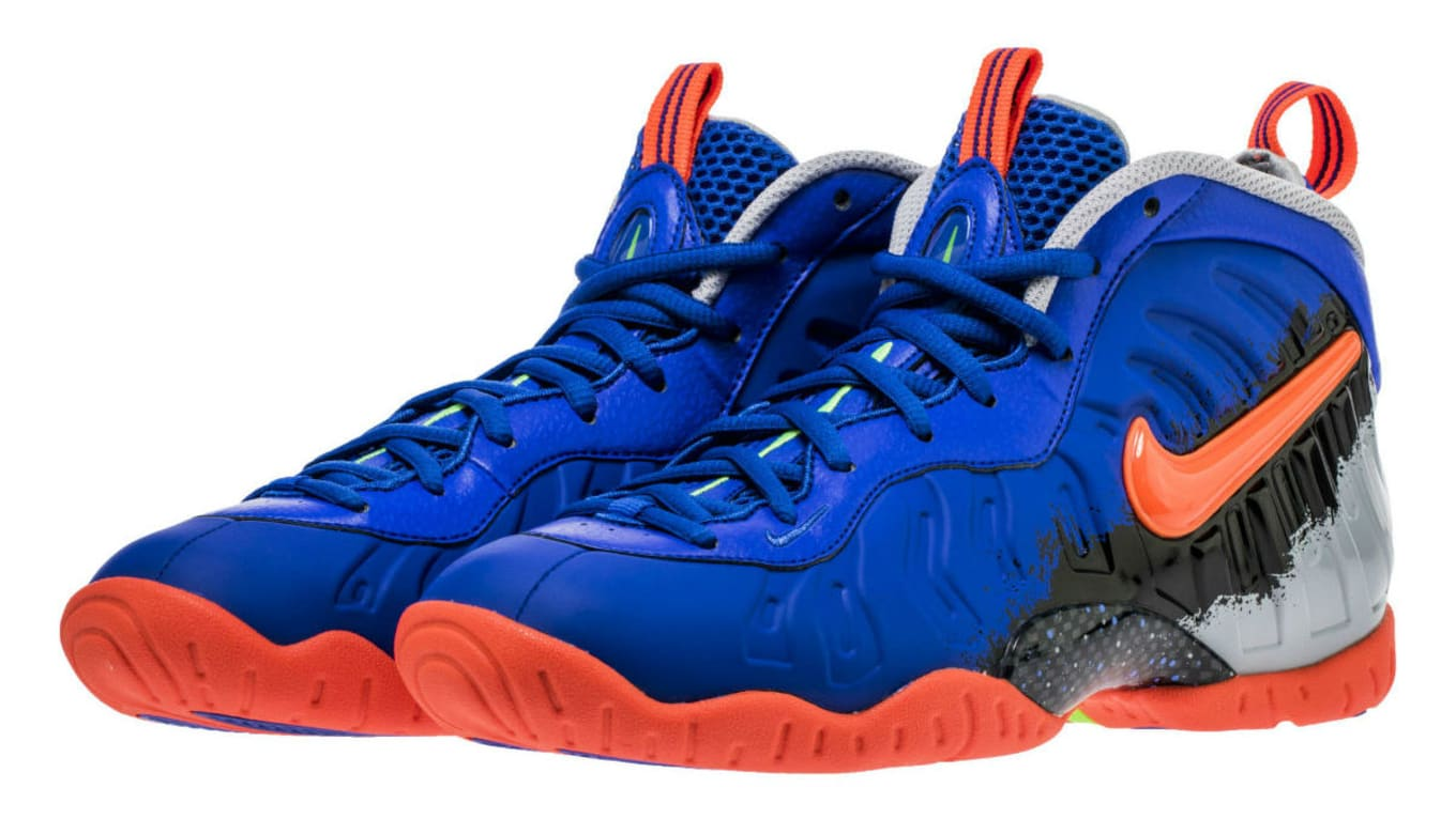 0f3e9b0f70af6 Nerf Nike Little Posite Pro GS | Sole Collector