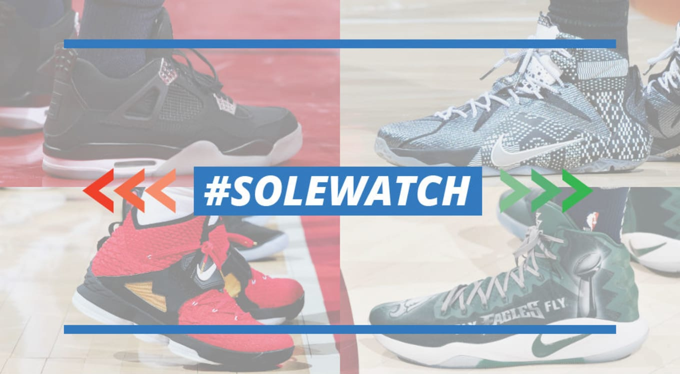 online store 601fd b5c1b The NBA trade deadline came and went this past week, with only move really  impacting the  SoleWatch Power Rankings. After a short stay in Cleveland,  ...
