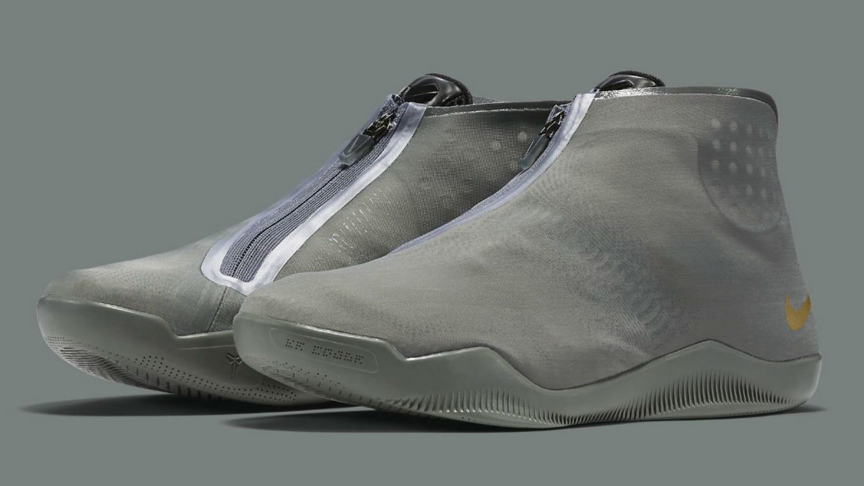 ec7d0368594c Nike Kobe 11 ALT Grey Release Date 880463-079