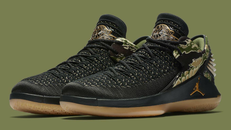 8ca8f733698859 Air Jordan 32 Low Camo Men s Release Date AA1256-021
