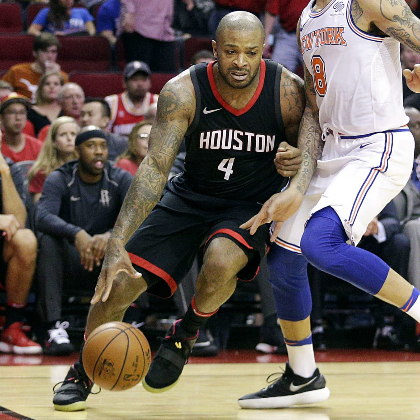 8f508dfed6f0a6  SoleWatch  P.J. Tucker Has Played in Every Nike Air Yeezy 2