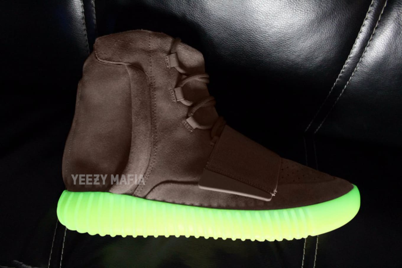 2a44653c Adidas Yeezy 750 Boost Light Brown Glow BY2456 | Sole Collector