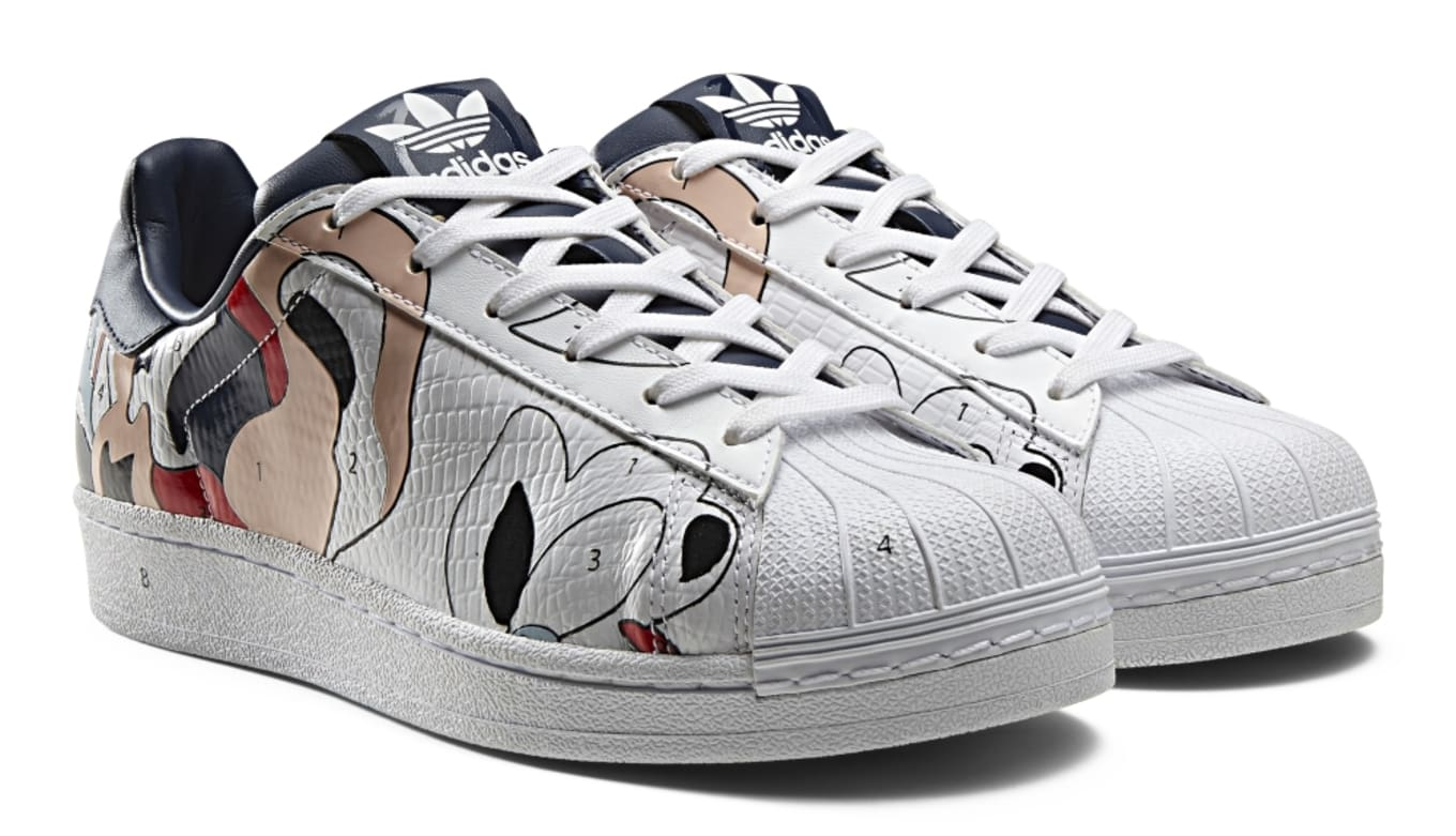 Adidas Rita Ora Limited Edition Stan Smith Trainers Size 4