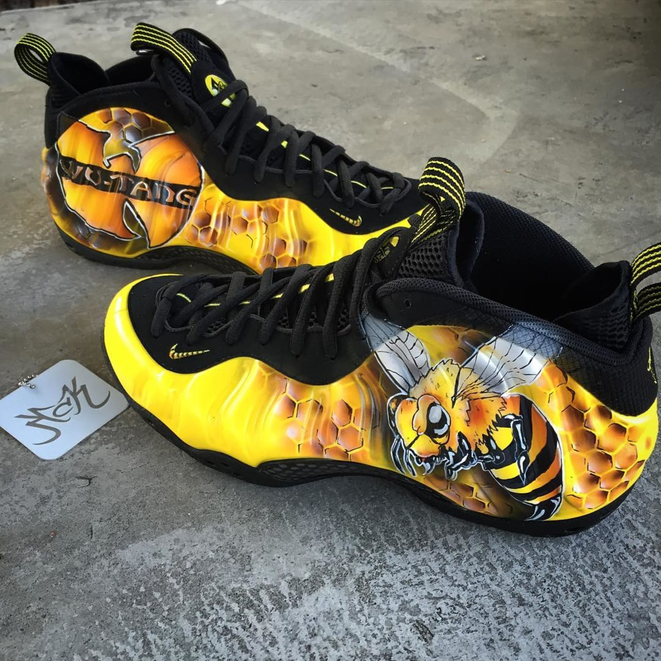 Wu-Tang by Dez   Kreative Custom Kicks cedd534d3