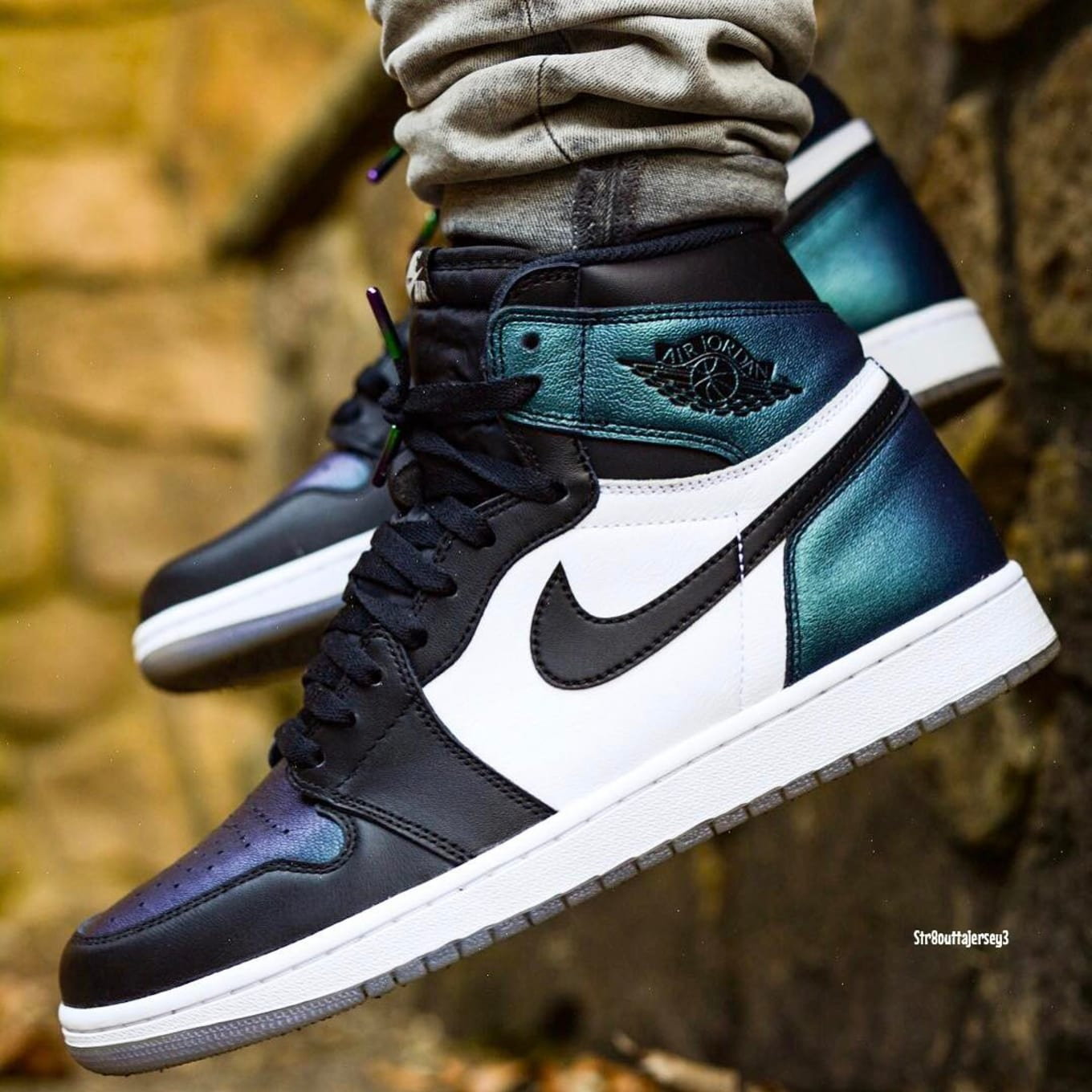 air jordan 1 all star chameleon