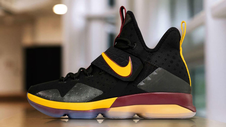 new york 11dd0 6072d Nike LeBron 14 (XIV)