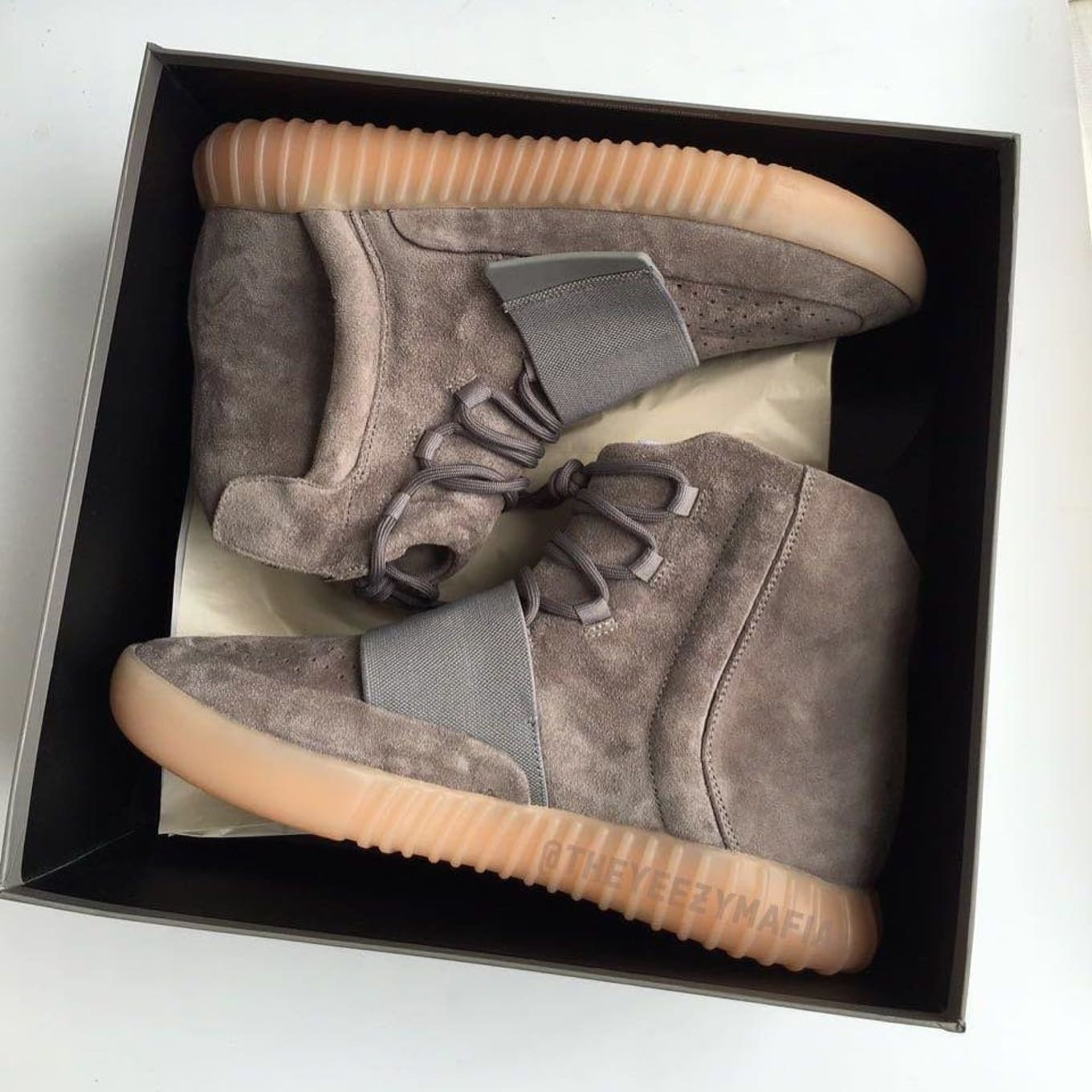 83e010814e9e7 New Adidas Yeezy 750 Boost Reportedly Releasing Next Month. The