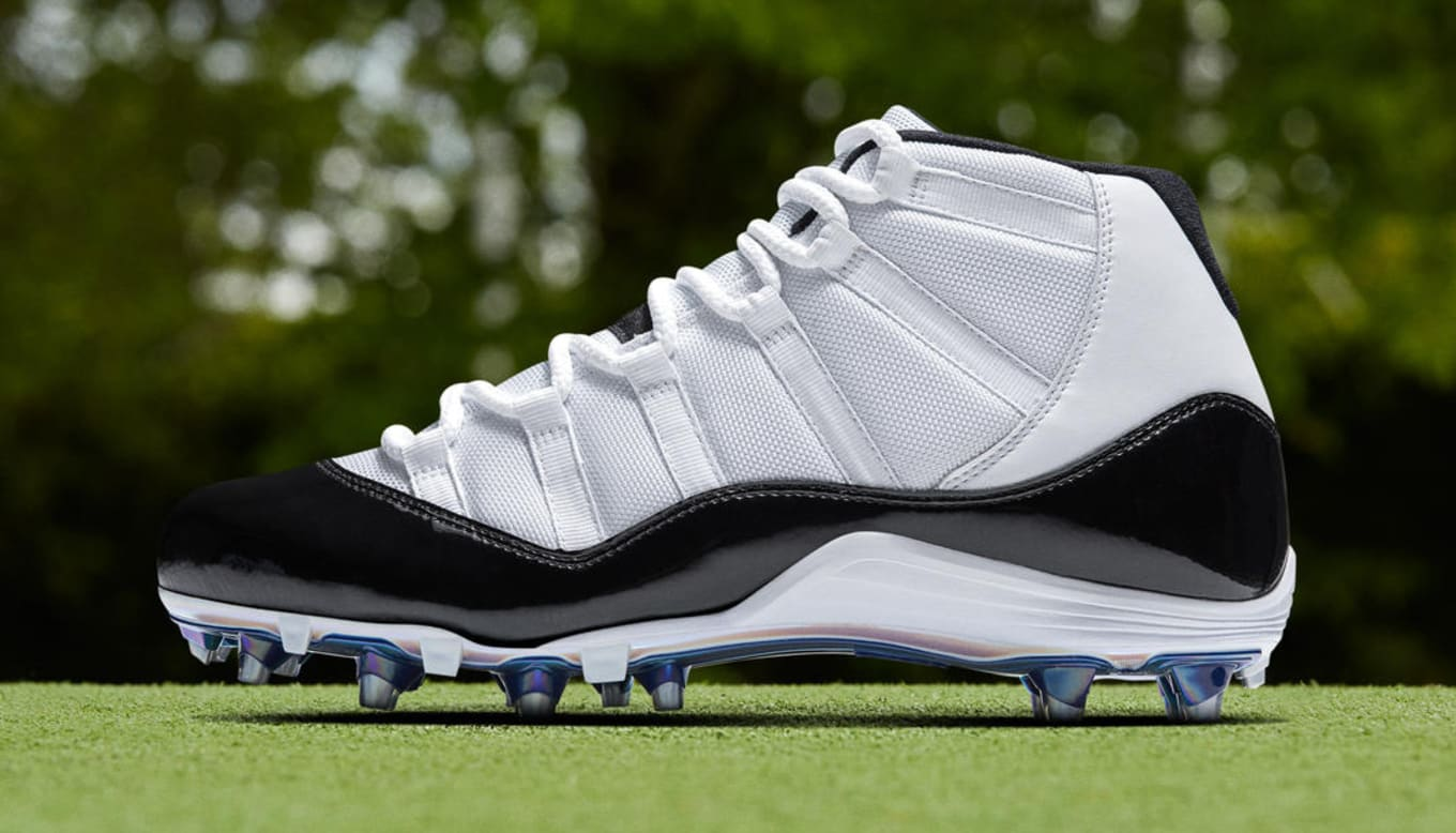 the best attitude f5487 66673 A cleat version of one of the best Air Jordans of all time.