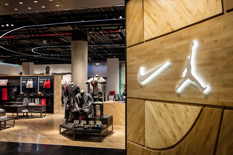 Nike Air Jordan Store Beijing Eneste samler  Sole Collector