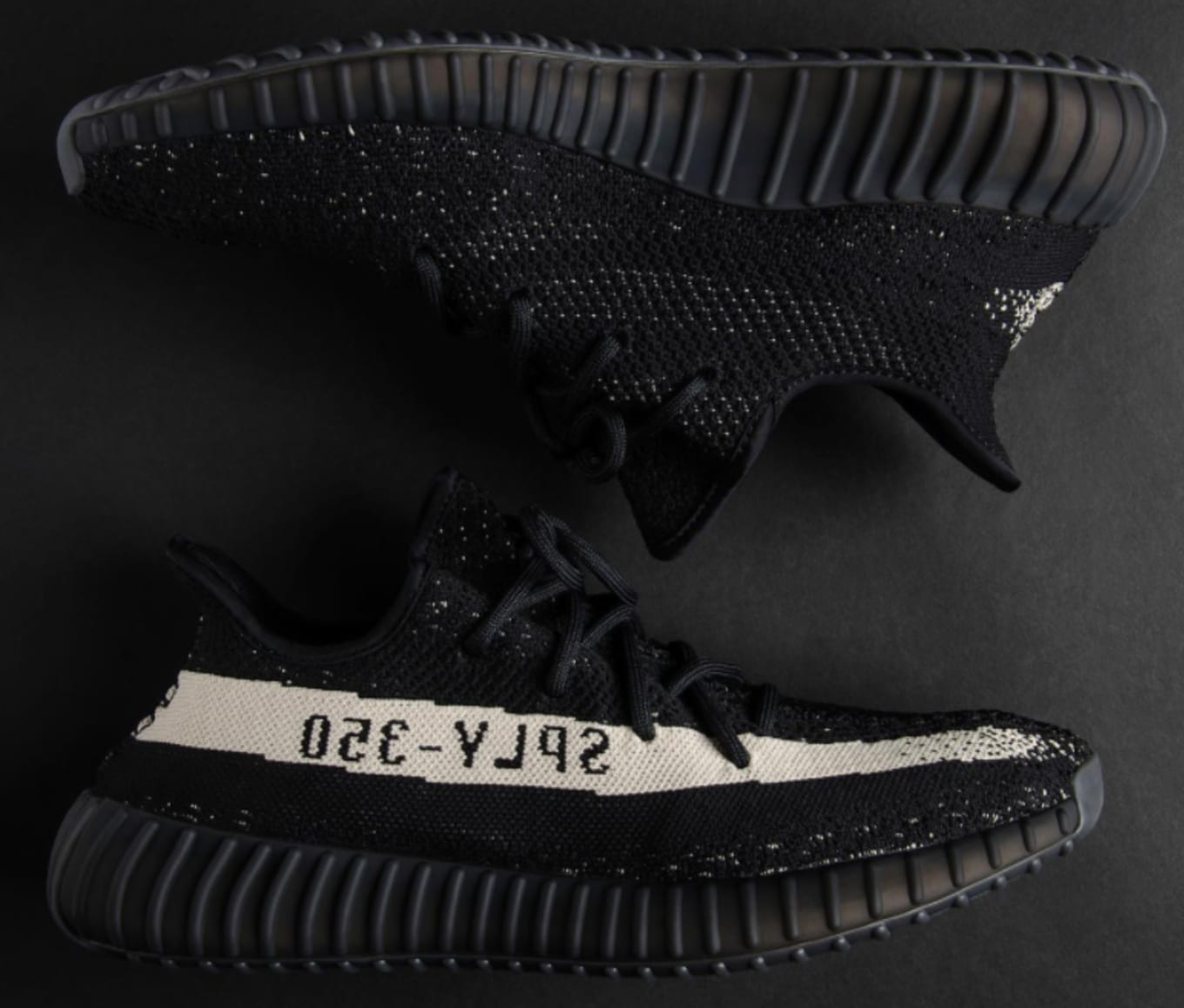0b1ccf0725c Adidas Yeezy 350 Boost V2 Black White Release Date | Sole Collector