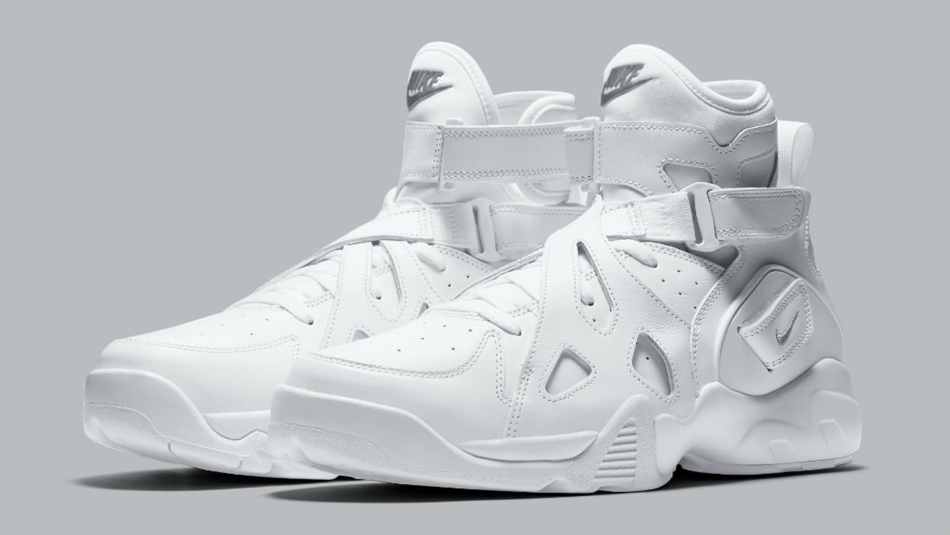 rifle Roca preferible  Nike Air Unlimited White Release Date 889013-100 | Sole Collector