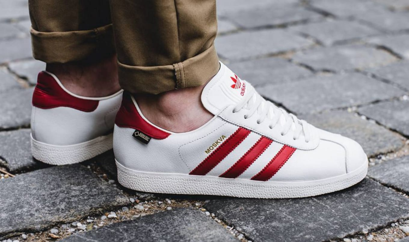 new product 774a1 99753 adidas Gazelle GTX