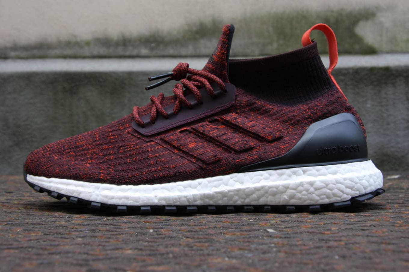 best service e5ad6 e3594 Adidas Ultra Boost ATR Red Release Date S82035 | Sole Collector