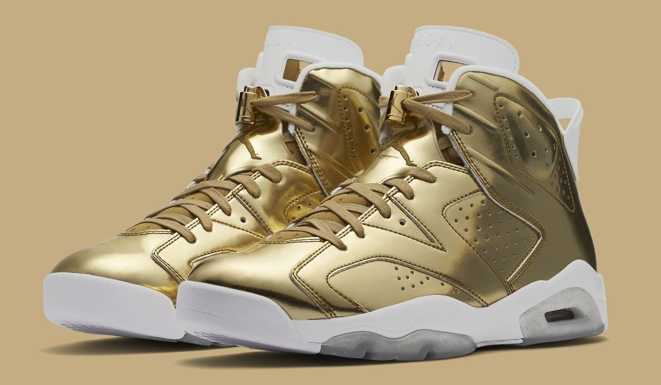 buy online 2da20 90207 Air Jordan 6 Retro Pinnacle