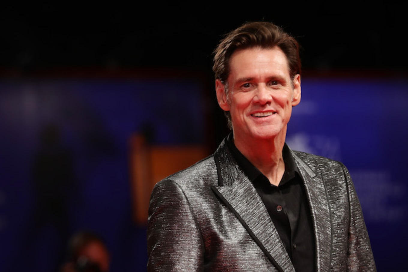 Jim Carrey Bought 'Freedom-Friendly Nikes' Supporting Colin