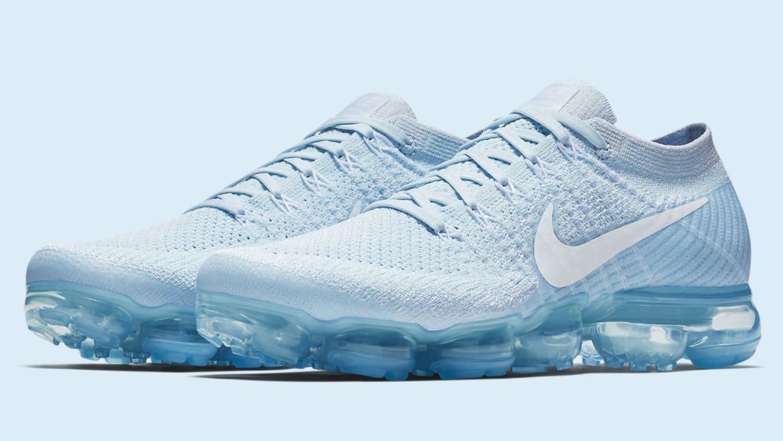 65136aef885 Nike Air VaporMax Glacier Blue Release Date 849558-404