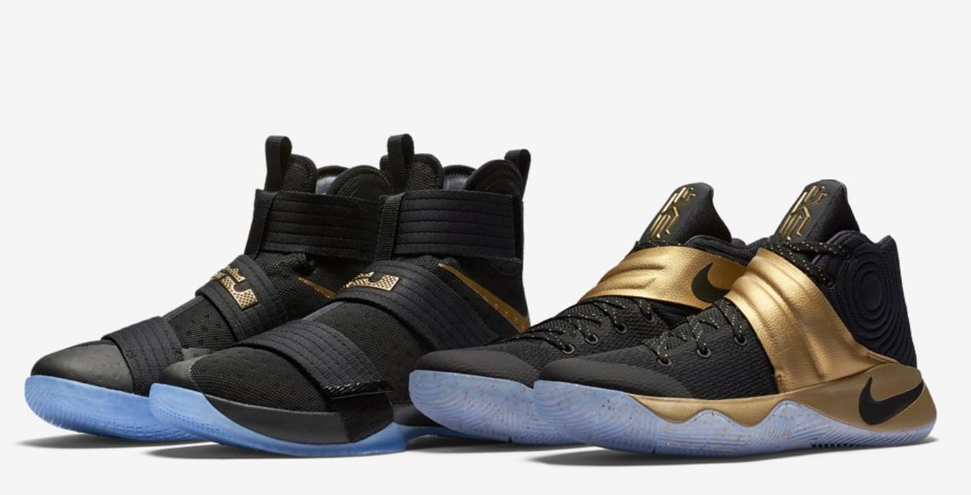 c370219031f LeBron and Kyrie s Game 7 sneakers are releasing.