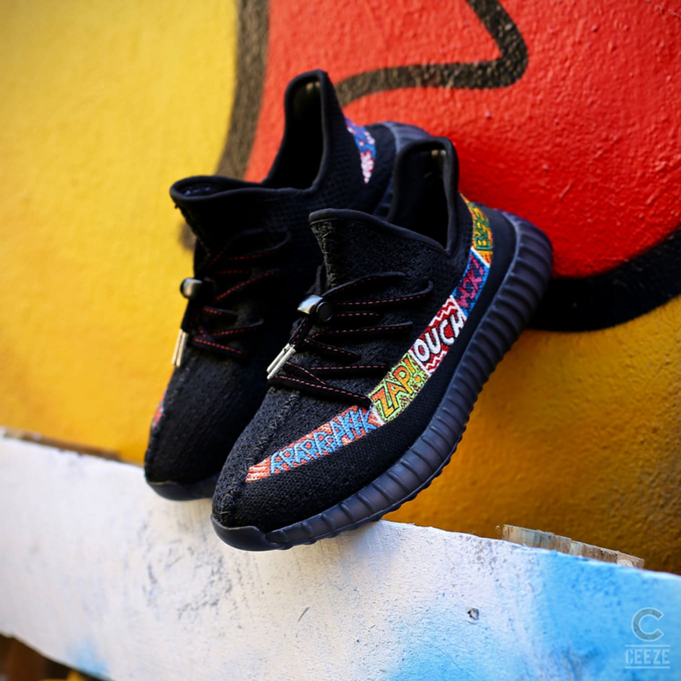 bc2ef700956f The Best Adidas Yeezy 350 Boost V2 Customs