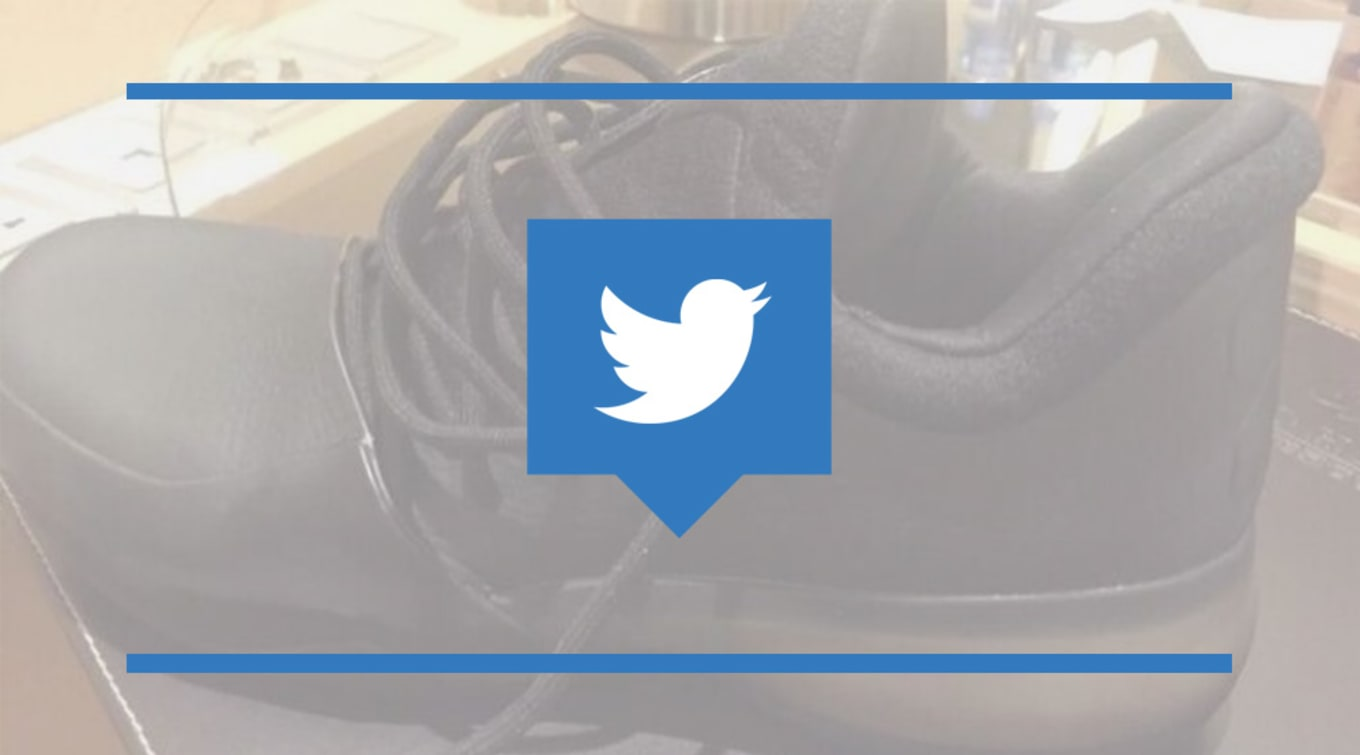 8a9a67408dbd Twitter provides a social platform for breaking news and instant reactions.  Among the most opinionated users are sneakerheads