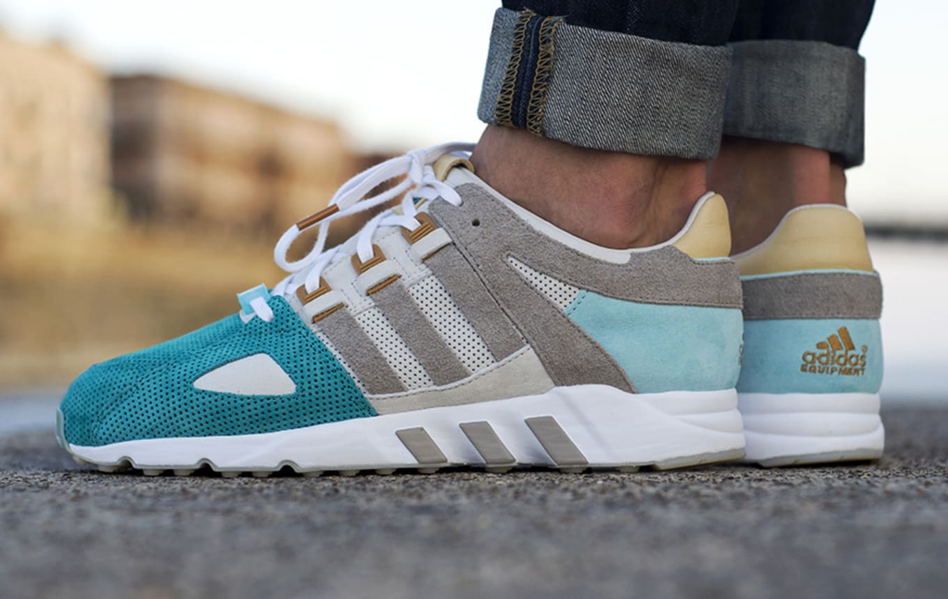 new product c6e8d 4428d adidas EQT Running Guidance 93. Image via Sneakers76