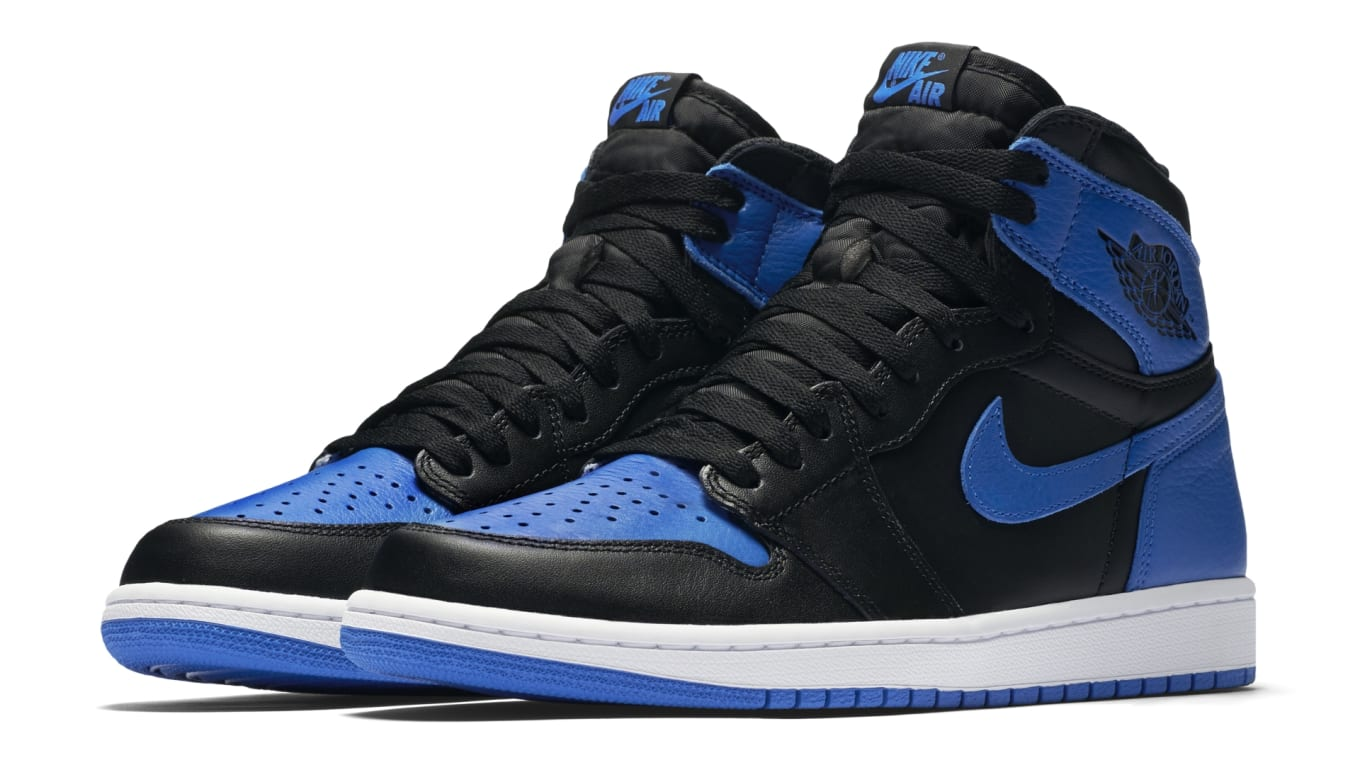 Foot Locker Backdooring Air Jordan 1 Royal Video | Sole ...