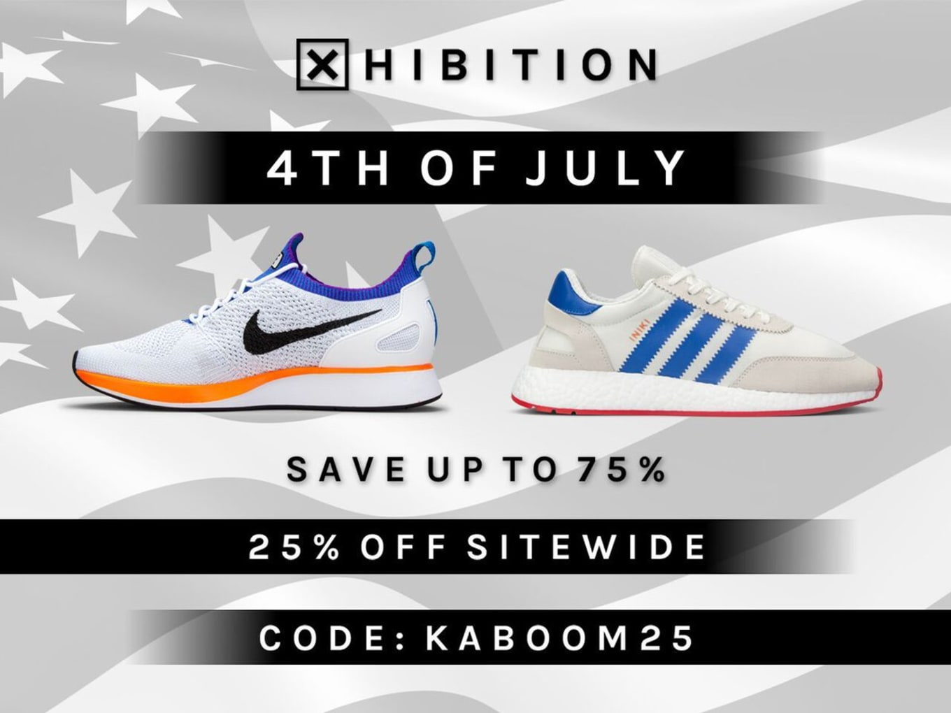 buy online 827a3 8c1d5 Special  25% off sitewide using code KABOOM25.