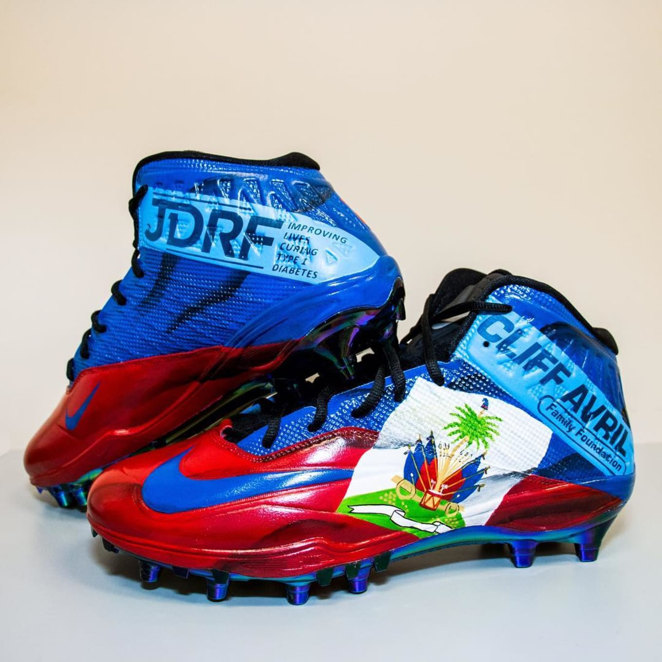7251aef75e9a NFL Cause Custom Cleats | Sole Collector