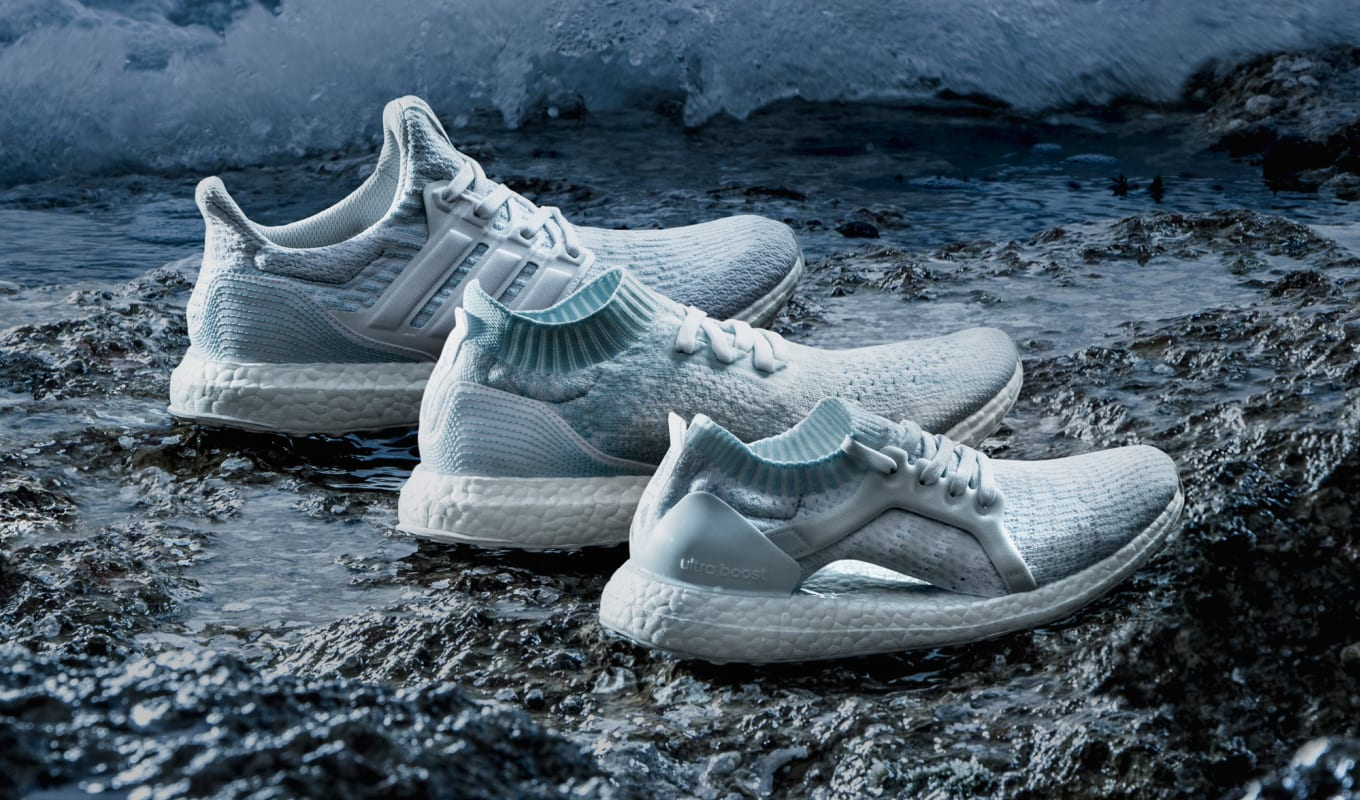649ea5a41 Adidas Sold One Million Parley for the Oceans Shoes Last Year