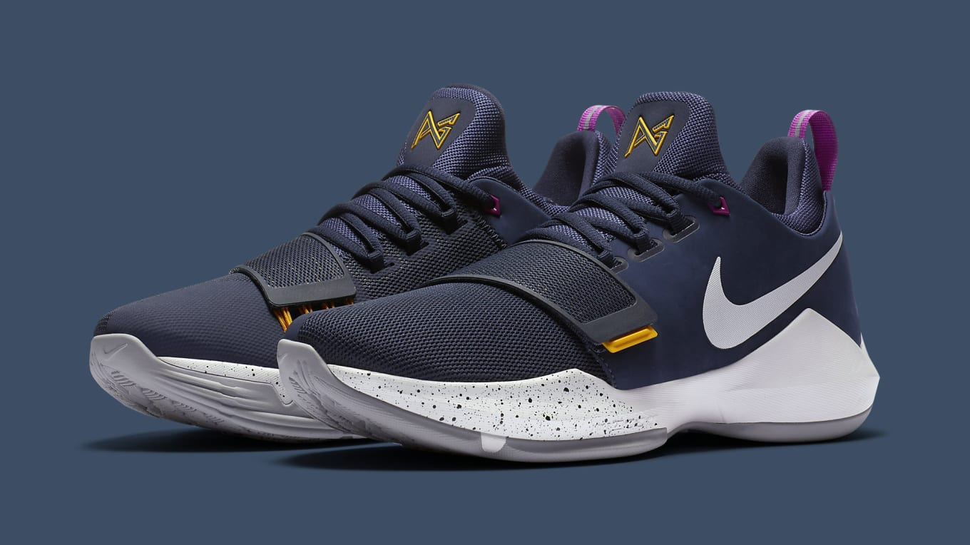 ceaf40f7872a Ferocity Nike PG1 Pacers Release Date