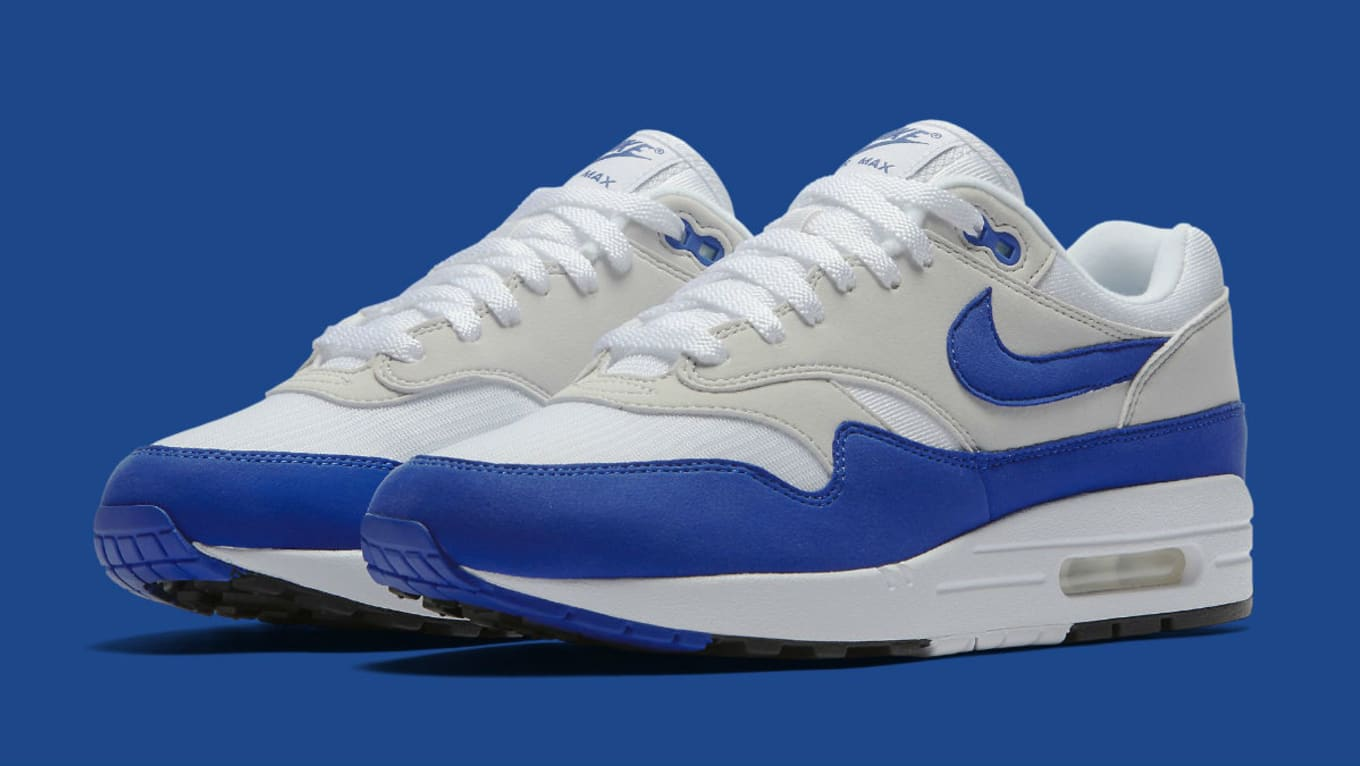 sports shoes 5b731 b12e7 ... best price the royal nike air max 1 anniversary returns in october  dad8b 5bcb3