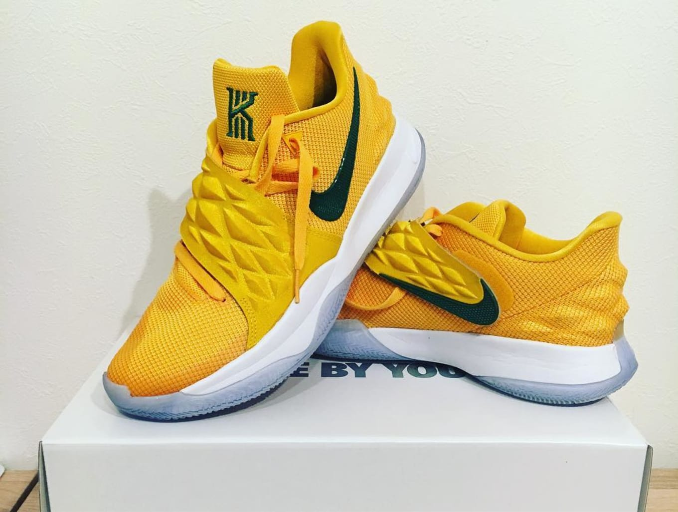 big sale eda09 b2acd NIKEiD Kyrie Low Designs | Sole Collector