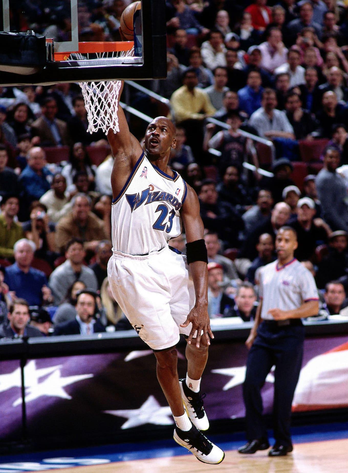 462ad39adb3c2 Michael Jordan Washingon Wizards Sneakers