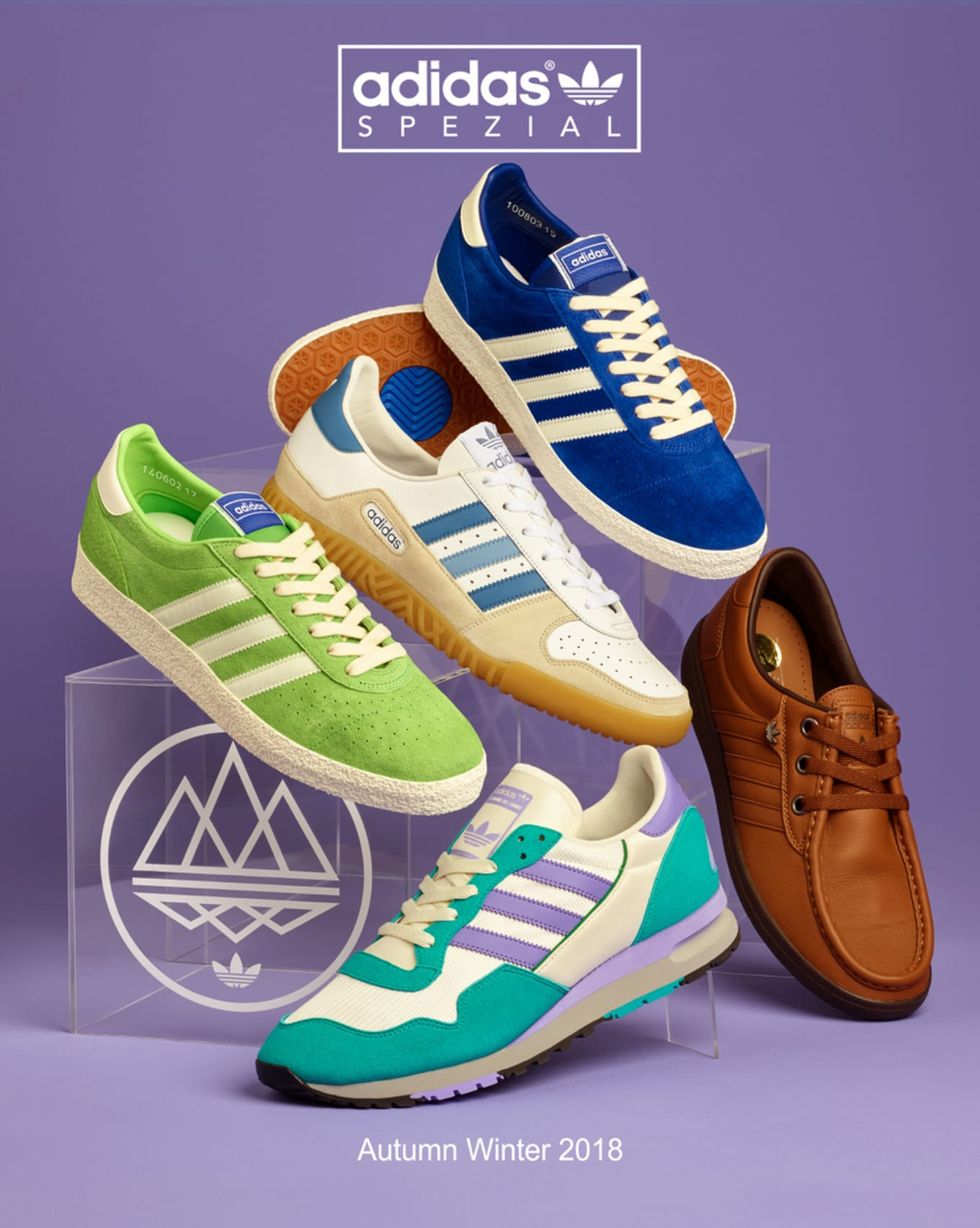 Adidas Spezial Is Alternative Those Tired Sneaker Culture