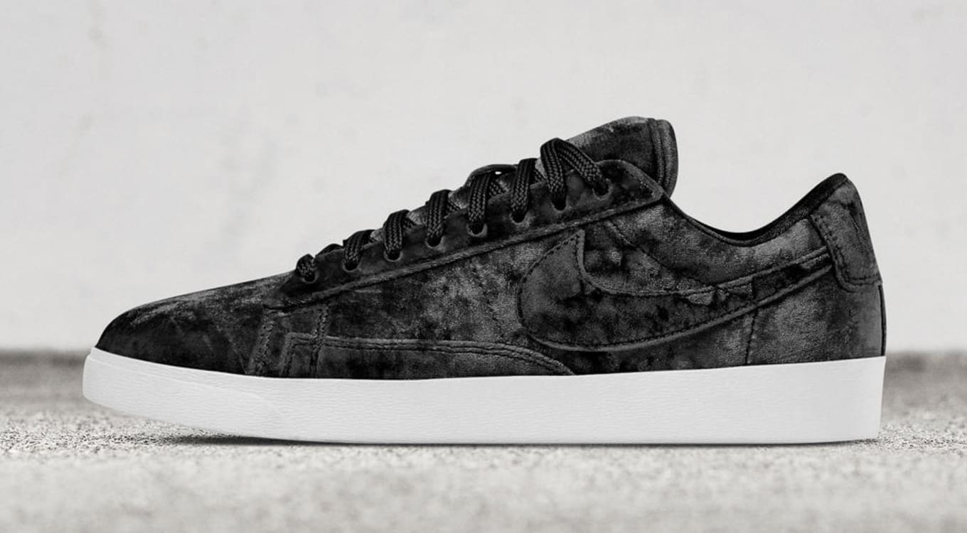 huge selection of 3014c 8f0e4 ... norway velvet nike blazer low wmns release date sole collector 80015  05014