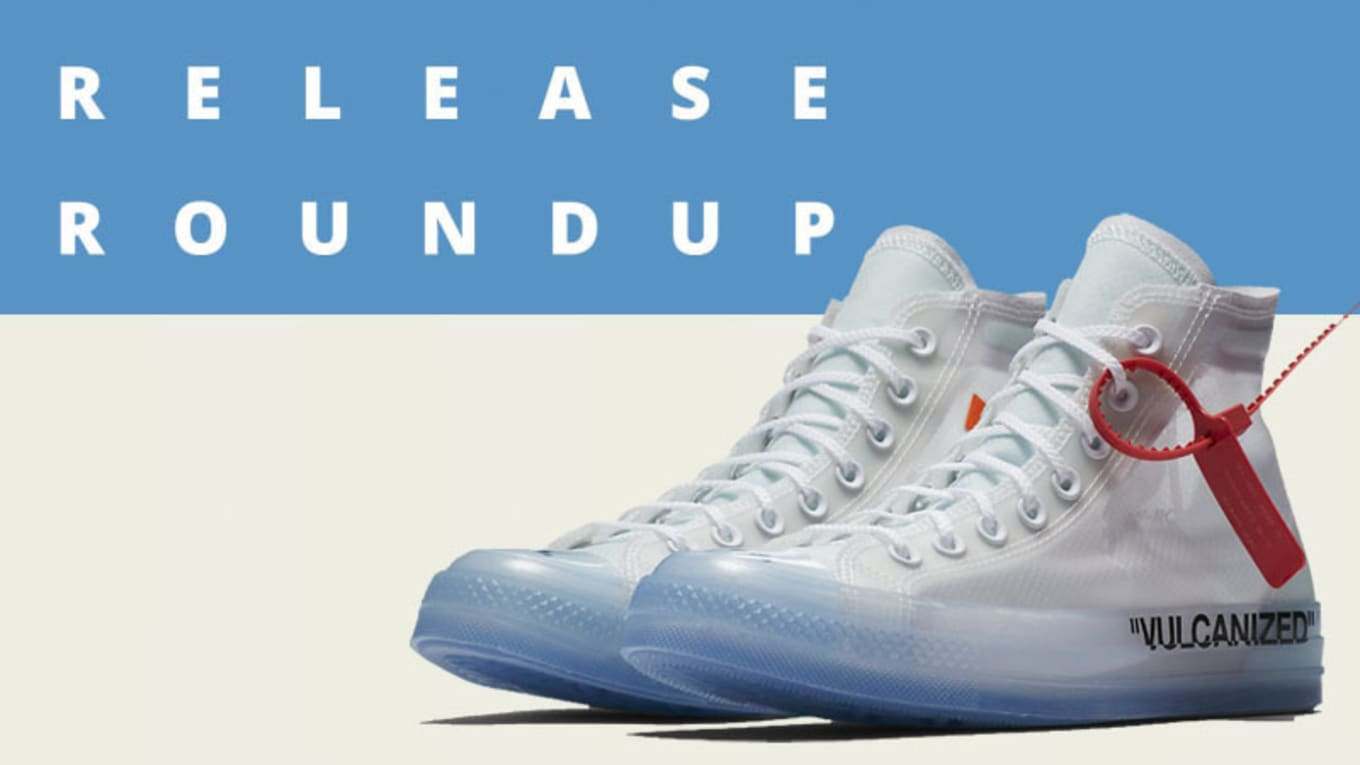 4ae4e71247f904 This week s Release Roundup features the final piece of Off-White s