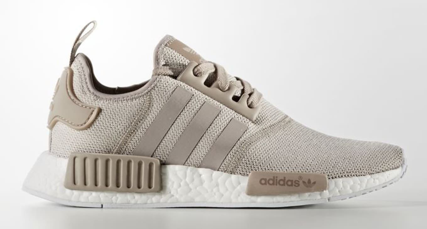 1b0f552e4 Another tonal tan version of adidas  NMD.
