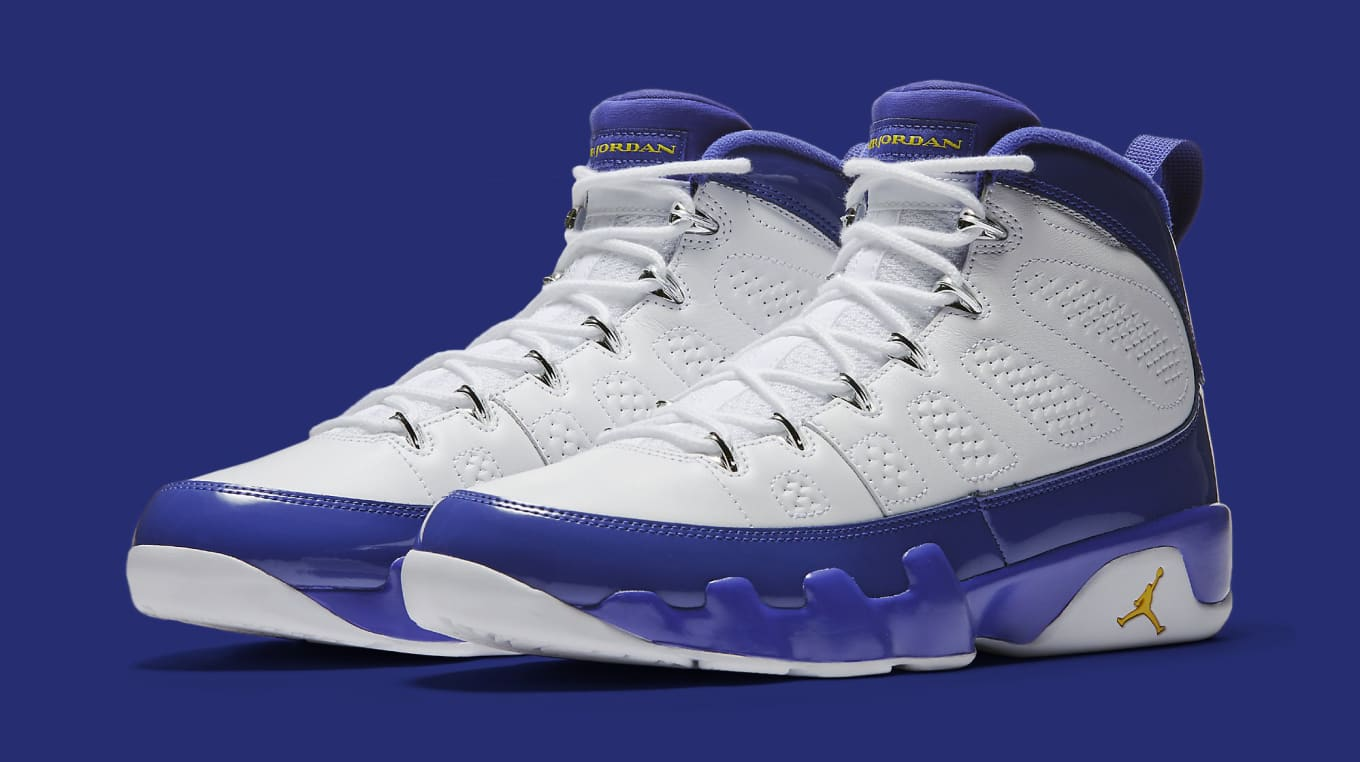 239956570105 Kobe Air Jordan 9 releasing on Nov. 19.