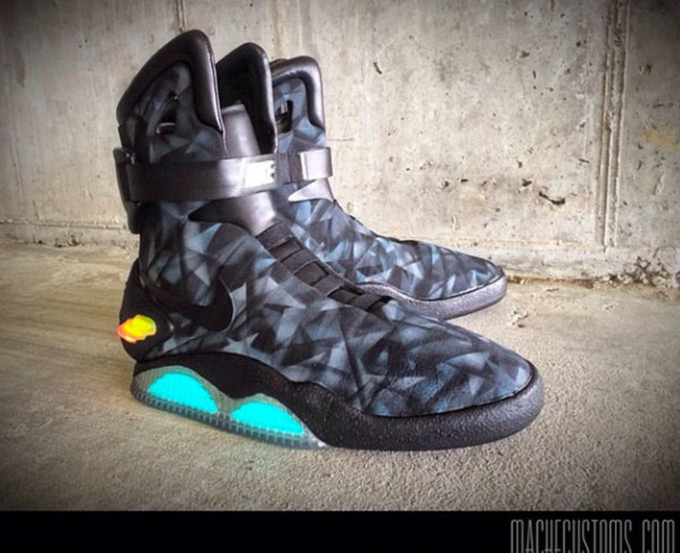 Best Nike Mag Customs | Sole Collector