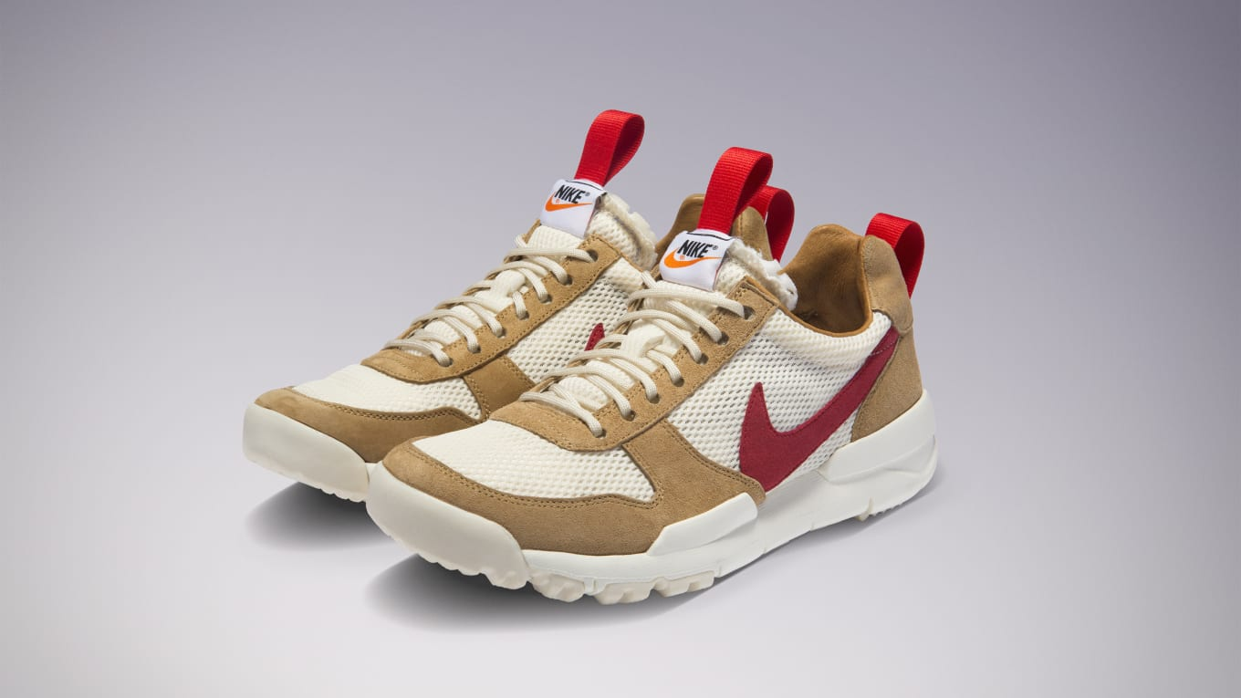 c86ce8e8b66 Nike Teams Up With Tom Sachs for More Space-Inspired Sneakers. The NikeCraft  Mars Yard 2.0.