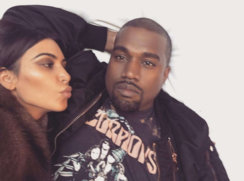 0e276e28b94 Kim Kardashian Shows Off Her Insane Yeezy Collection