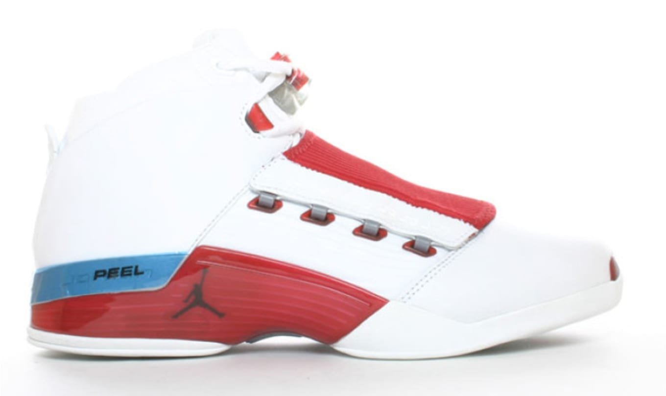 official photos 4e45a 8a839 How Mike Vick s Air Jordans Made It to the Football Hall of Fame. Who  remembers his OT touchdown in the Jordan 17