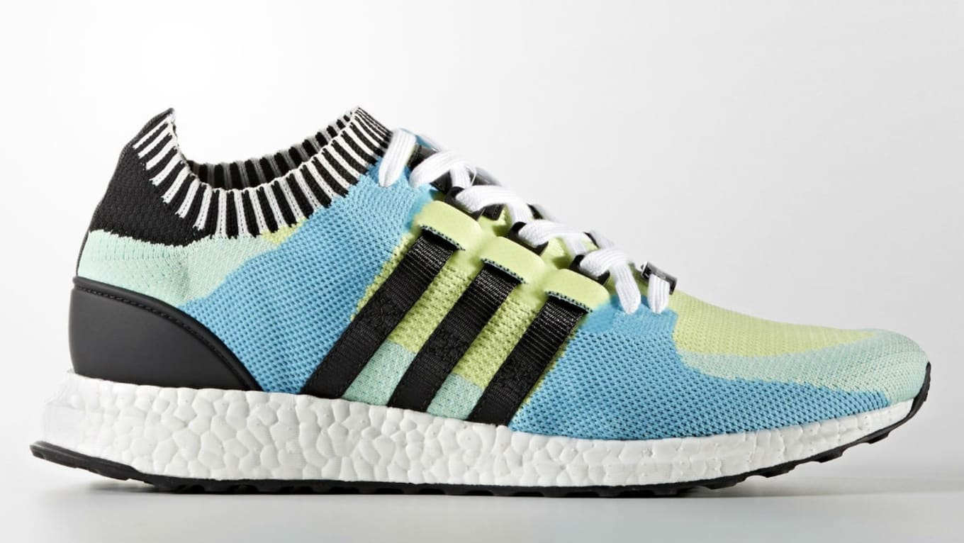 new styles e1821 e56b7 Adidas Is Releasing the Perfect Boost Sneakers for Summer. Bright colors  featured on the EQT Support ...