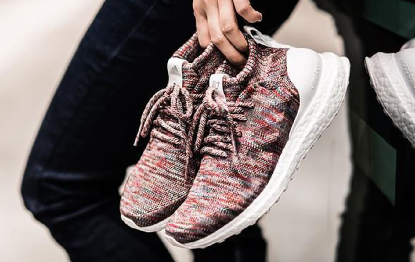 ea0ce5d3d7331 Ronnie Fieg and Adidas Remake the Ultra Boost. Fieg s Ultra Boost Mid  project leaks.