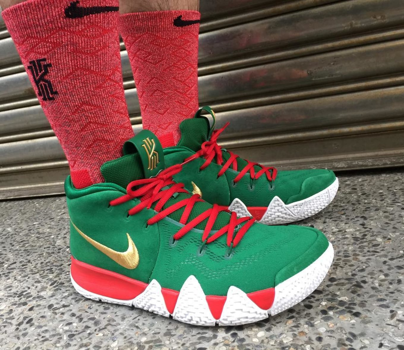 los angeles 75ef4 9a11c Christmas Nike By You NIKEiD Designs | Sole Collector