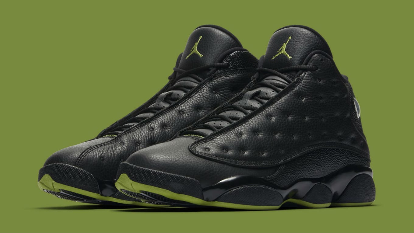 5fef79e17115  Altitude  Air Jordan 13s for the Whole Family. Jordan Brand gets it right  this time.