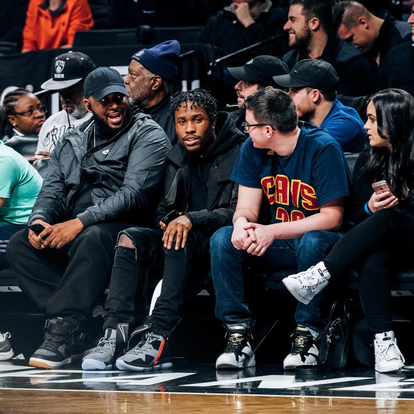 SoleWatch  Shameik Moore Already Has the Nike LeBron 14. No release ... 4f7f730d9