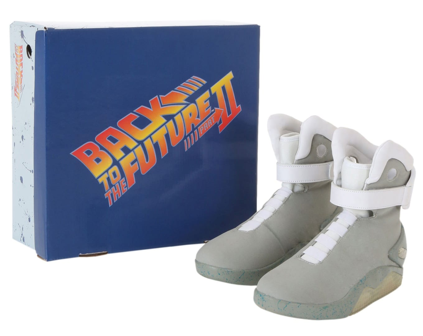 How Much Are Nike Mag Back to the Future Sneakers  771fe154e